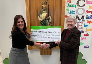 St Patrick Catholic School donation photo_EITC 2019-1